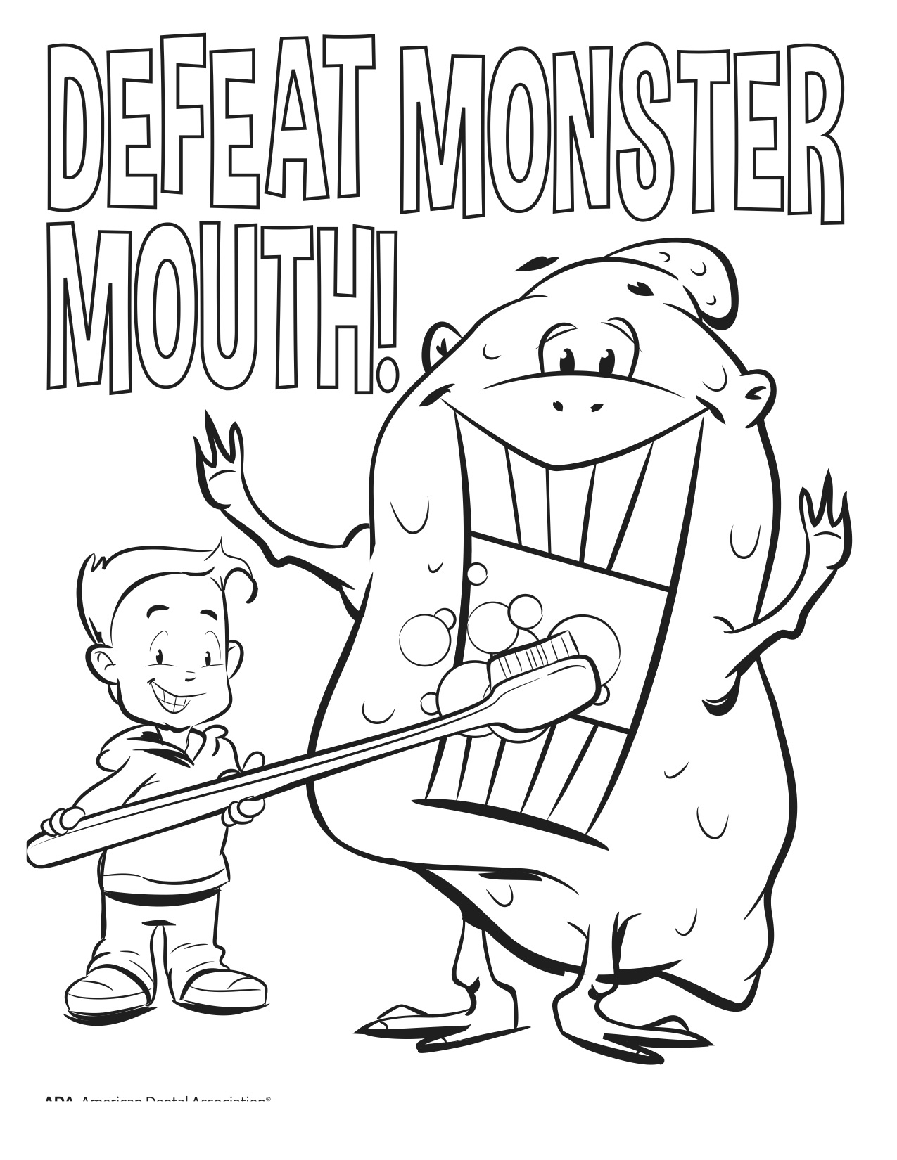 coloring pages health - photo#20